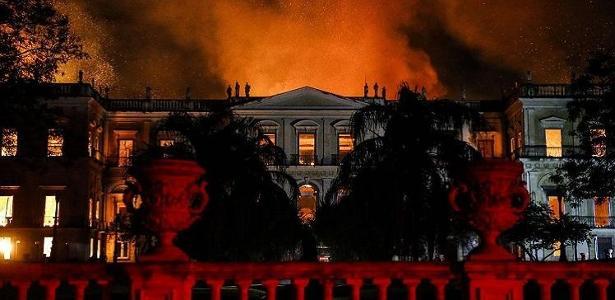 Após incêndio no Museu Nacional, que destruiu boa parte de um acervo de mais de 200 anos, Ministério Público encaminhou ofício a 30 museus pedindo informações sobre planos de incêndio -
