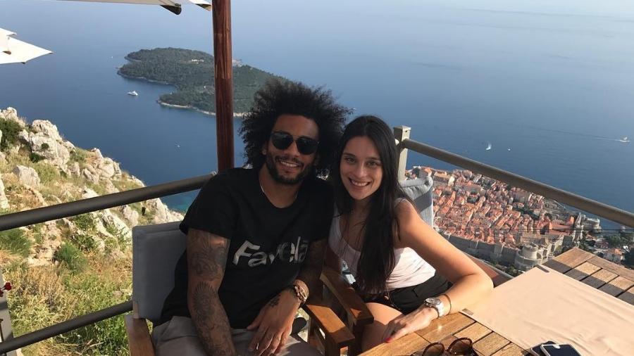 Clarice e Marcelo são casados desde 2008 -