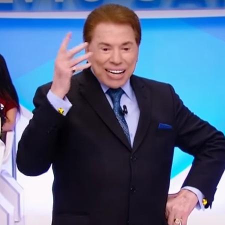 Silvio Santos - false