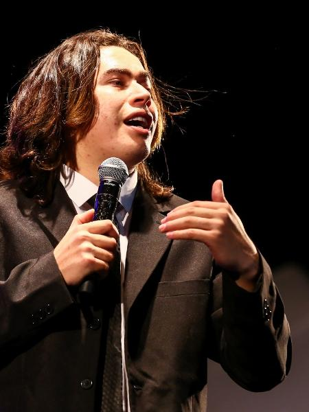 O comediante Whindersson Nunes -