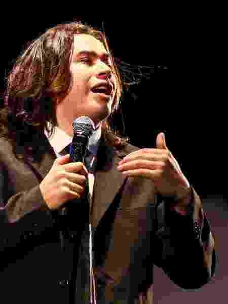 O comediante Whindersson Nunes -