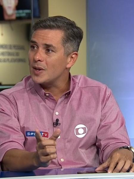 """Ivan Moré comanda o """"Globo Esporte"""" - Divulgação"""