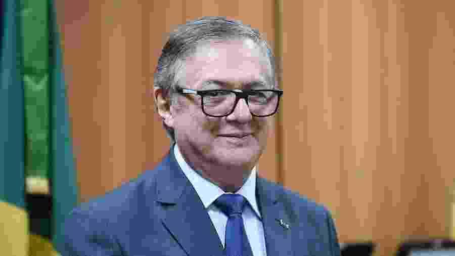 O ministro da Educação, Ricardo Vélez Rodríguez - Divulgação
