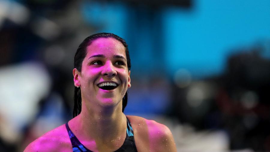Aos 31 anos, Joanna Maranhão anuncia aposentadoria da natação -