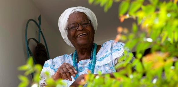 Mãe de Santo lançou app no dia em que completou 92 anos de vida