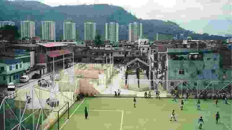 A população de Rio das Pedras cresceu atraída pelas oportunidades que surgiam na região da Barra da Tijuca, bairro próximo - Gabriel Jáuregui - Gabriel Jáuregui
