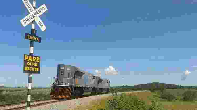 Além da Norte-Sul, o PPI quer leiloar mais onze ferrovias até 2020 - Divulgação/Valec - Divulgação/Valec