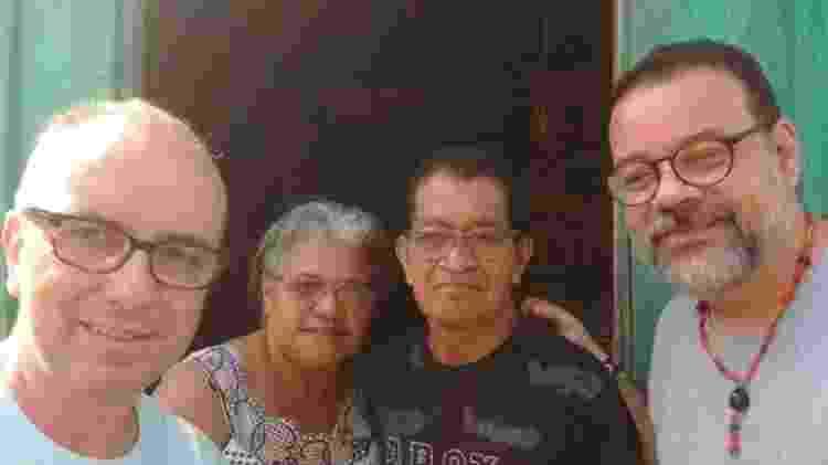 Eduardo Reina percorreu mais de 20 mil quilômetros em busca dos personagens sequestrados pelos militares - EDUARDO REINA/DIVULGAÇÃO - EDUARDO REINA/DIVULGAÇÃO