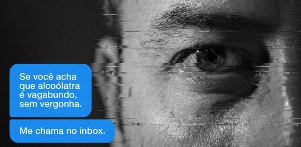 Serviço permite conversar anonimamente sobre alcoolismo no Messenger