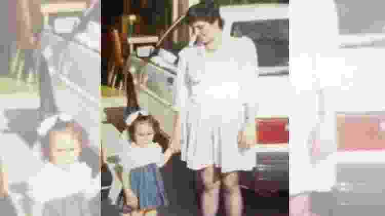 Bertha descobriu sobre a morte de mãe por acidente - Bertha Loaiza/Arquivo pessoal - Bertha Loaiza/Arquivo pessoal
