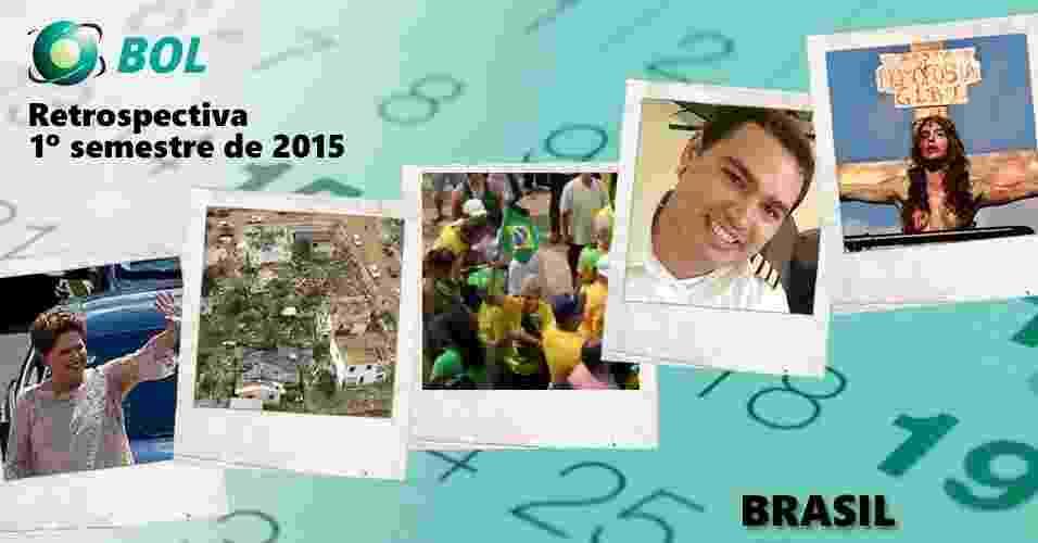 Retrospectiva Brasil - Arte/BOL