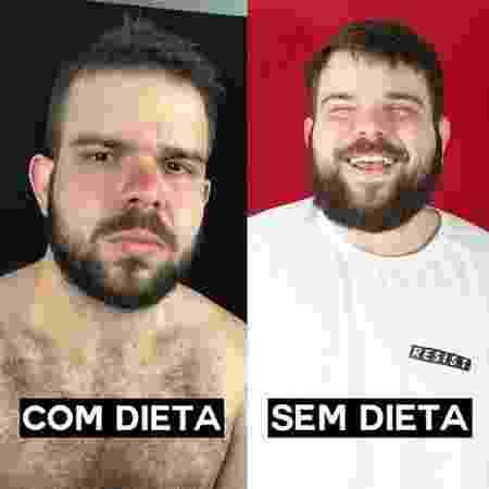 Caio Cal é criador de conteúdo e busca desmitificar a ideia de corpo gordo como doente  - Reprodução/Instagram