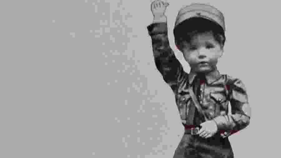 Conheça detalhes dos sinistros brinquedos da Alemanha nazista - Arquivo pessoal