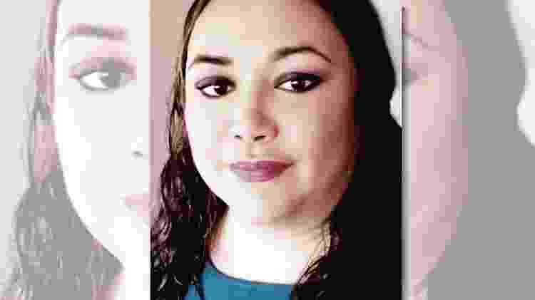 Bertha, que hoje tem 37 anos, descobriu a sua verdadeira história aos 17 - Bertha Loaiza/Arquivo pessoal - Bertha Loaiza/Arquivo pessoal