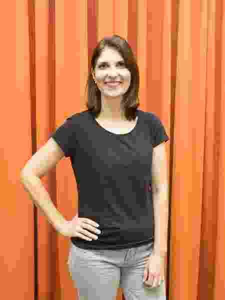 Elaine Ferreira Maldonado teve descolamento de retina por conta da alta miopia - Evelson de Freitas/BOL