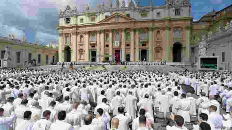 De acordo com Martel, grande parte dos padres do Vaticano é homossexual - AFP