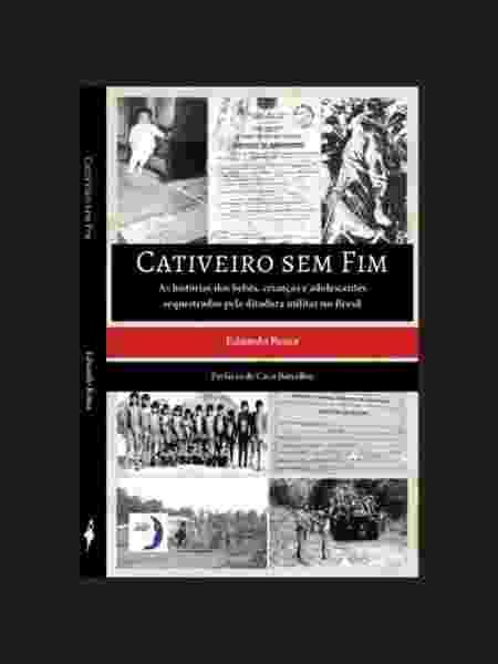 Eduardo Reina identificou 19 casos de sequestros e apropriação de bebês em seu livro - Divulgação - Divulgação