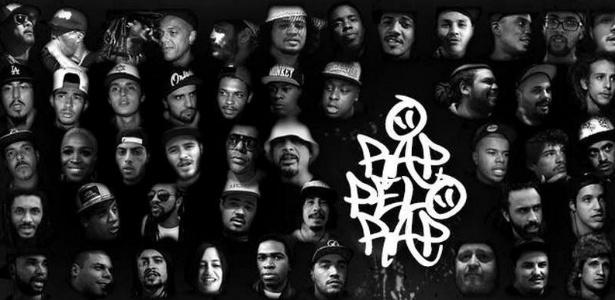 """""""A Visão do Rap"""" é um projeto que usa as letras do gênero musical como material didático"""