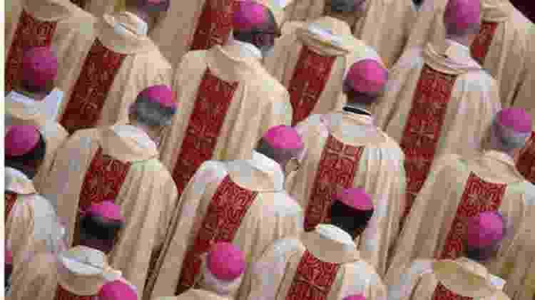 Livro denuncia, segundo a sinopse, a 'corrupção e hipocrisia' dentro do catolicismo romano - AFP - AFP