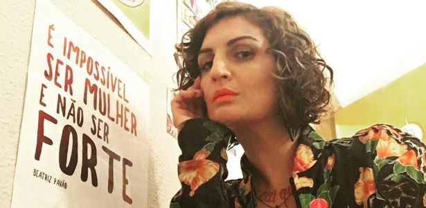 28,ago.2017 - A escritora Clara Averbuck