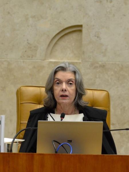 A ministra Carmen Lúcia, do Supremo Tribunal Federal (STF) - Demétrius Abrahão/Estadão Conteúdo