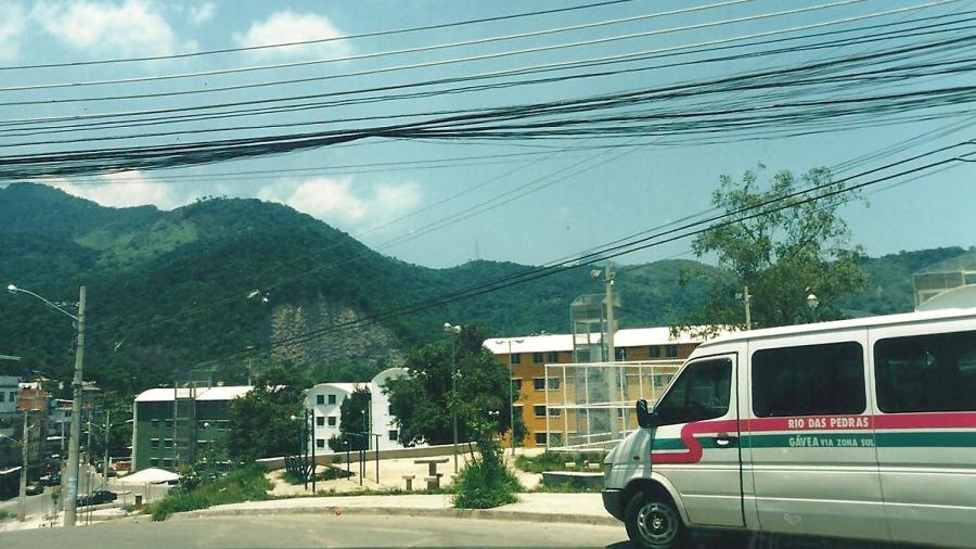 Rio das Pedras é a terceira maior favela do Rio, segundo estimativa da Prefeitura com base no IBGE de 2010. Tem 63.484 moradores, boa parte deles de origem nordestina - Gabriel Jáuregui
