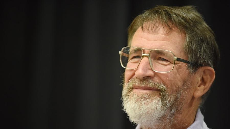 George P. Smith foi laureado com o Nobel de Química em 2018 - Divulgação/Universidade Missouri-Columbia