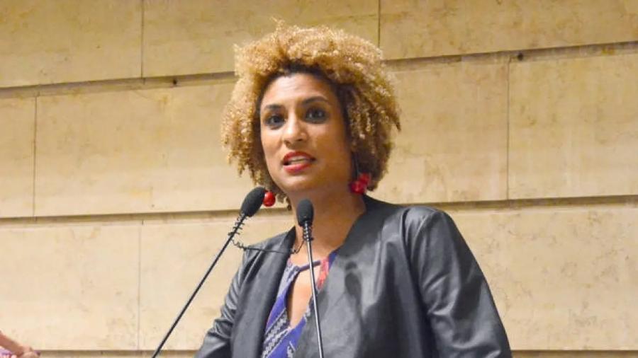 """Marielle Franco foi chamada pelo diário de """"Alexandria Ocasio-Cortez da política brasileira"""" - Renan Olaz/CMRJ"""