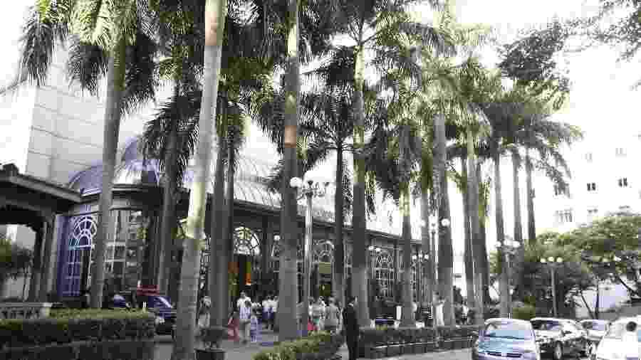 Fachada do Shopping Higienópolis, localizado em bairro nobre em São Paulo - Joel Silva/Folhapres