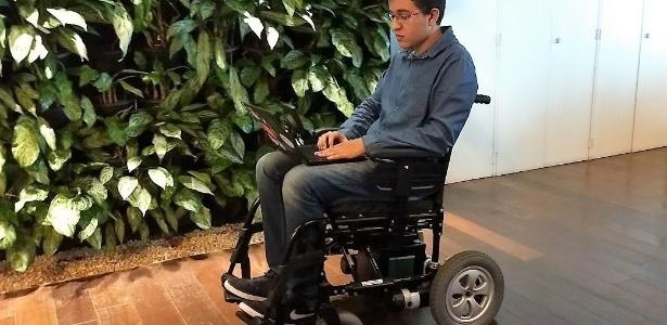 O objetivo é dar mais autonomia para as pessoas com deficiência física