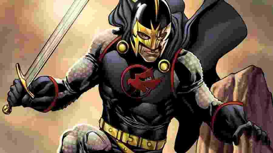 O Cavaleiro Negro será interpretado por Kit Harington - Reprodução