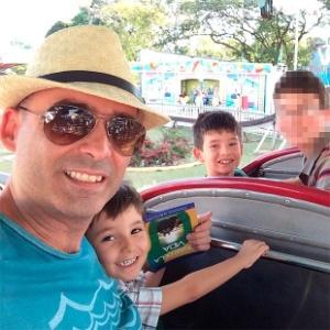 Nabor de Oliveira, suspeito de matar os filhos e a mulher em condomínio da Barra da Tijuca