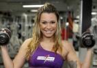 Ex-BBB Marien é a mais nova integrante do reality show a se tornar ring girl - Divulgação
