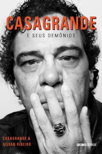 """Capa do livro """"Casagrande e seus Demônios"""""""