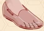 Como escolher o sapato ideal para o seu pé - Arte/UOL