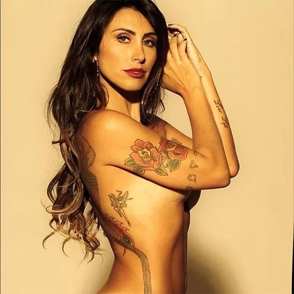 Tatuagens Dos Famosos Bol Fotos Bol Fotos