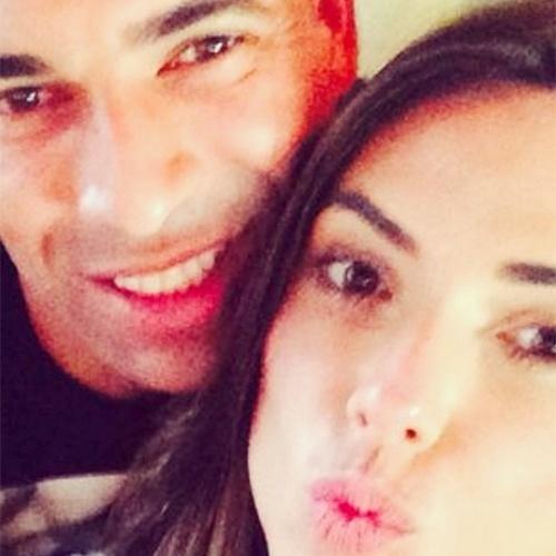 17.set.2014 - O UOL entrou em contato com a assessoria de Emerson Sheik para saber sobre o namoro com Nicole.