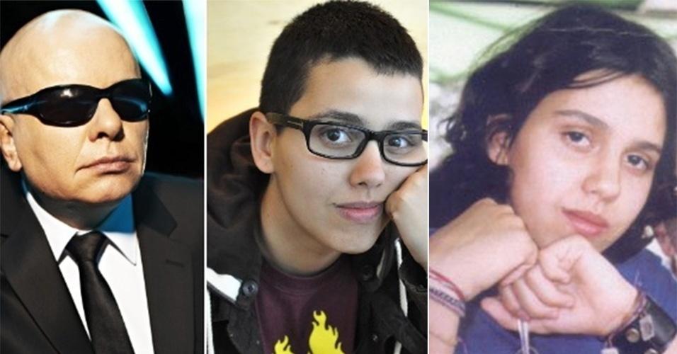 28.set.2014 - Marcelo Tas falou sobre o filho transexual em entrevista à edição de outubro da revista Crescer. O apresentador do