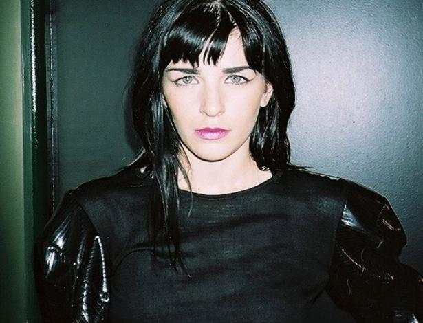 A atriz grega Mary Tsoni