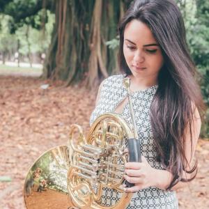 Jessica começou a frequentar as aulas de música na favela de Heliópolis aos 12 anos