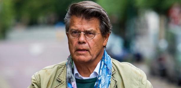 O caso de Emile Ratelband deve ser julgado por um tribunal da cidade de Arnhem