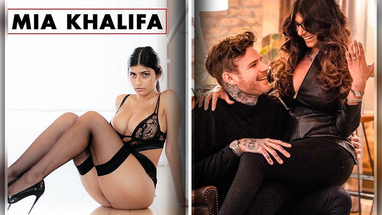 Atriz Porno Kalifa eterna musa do pornô, mia khalifa irá se casar com chef