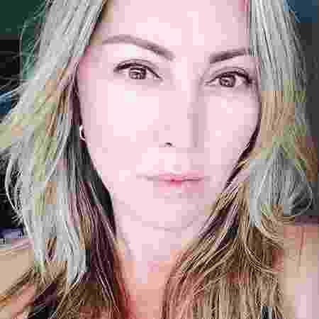 Elaine Caparróz ficou desfigurada após apanhar de homem com quem saiu - Reprodução/Facebook e Reprodução/Instagram/Kyra Gracie