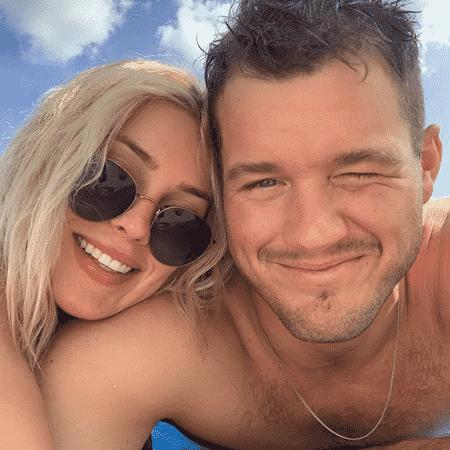 Colton Underwood e a namorada Cassie Ranpoldh - Reprodução/Instagram