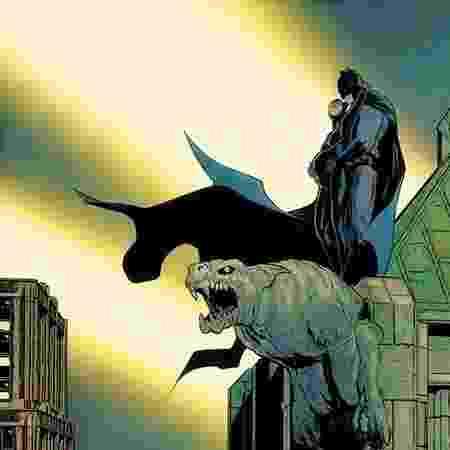 Batman e Mulher-Gato terão relacionamento em nova HQ - Reprodução