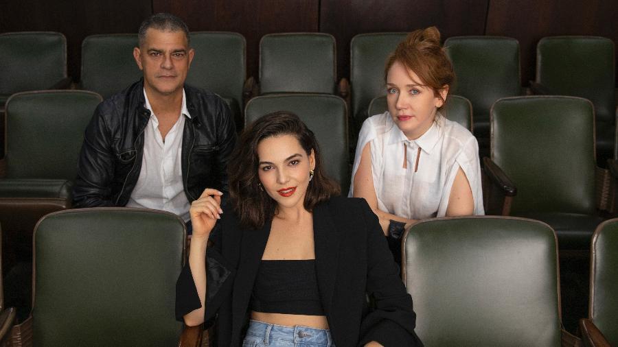 Tainá Müller, Eduardo Moscovis e Camila Morgado estrelam Bom Dia, Verônica, nova série original da Netflix - Suzanna Tierie/Netflix