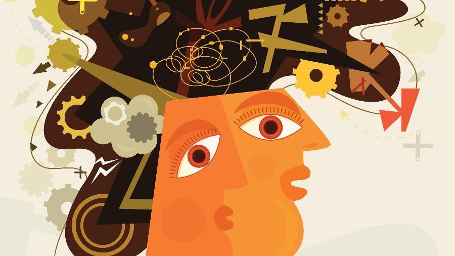 Cérebro confusão dúvida - iStock