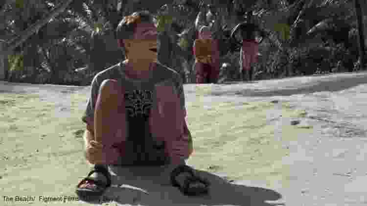 """Maya Bay ficou conhecida mundialmente após o filme """"A Praia"""" estrelado por Leonardo DiCaprio - FIGMENT FILMS/DANNY BOYLE - FIGMENT FILMS/DANNY BOYLE"""