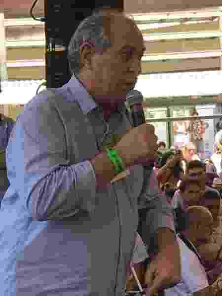 Ciro Gomes em ato na UNE, em Salvador - Reprodução/Twitter