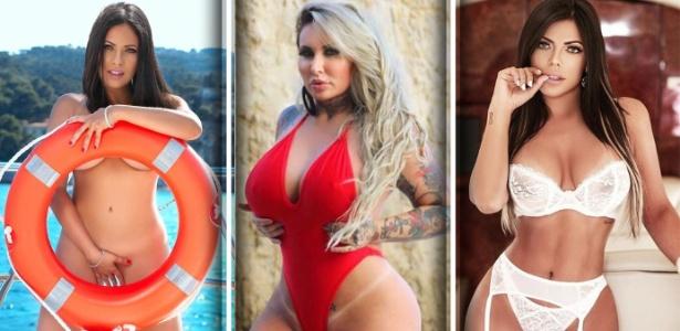 Fabiana Britto, Sabrina Boing Boing e Suzy Cortez falam sobre nudez na internet